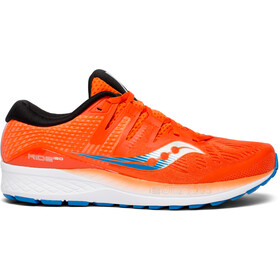 saucony Ride ISO Hardloopschoenen Heren, orange/blue